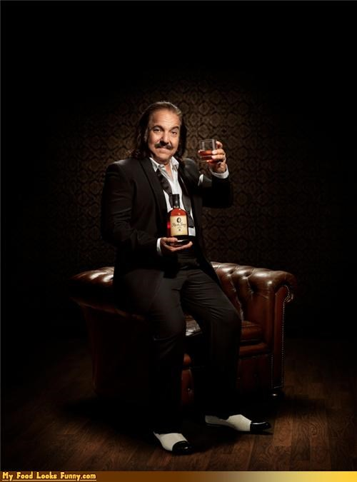 Funny Food Photos - Ron de Jeremy The Adult Rum