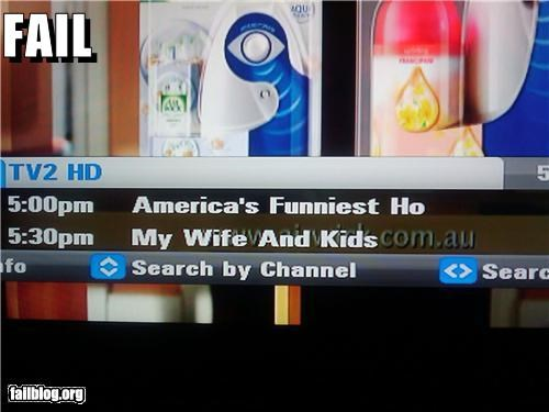 TV Abbreviation Fail