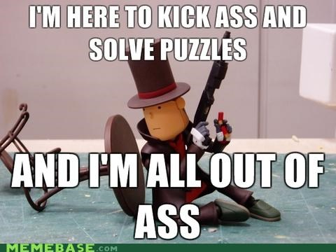 Memes,nintendo ds,professor layton,puzzle games