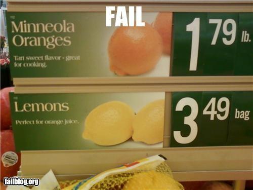 Juice FAIL