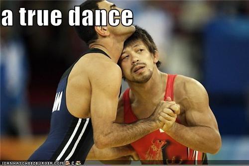 a true dance