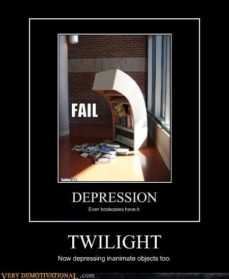 depression,inanimate objects,twilight