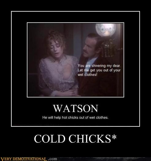 Sexy Ladies,hot,cold,Watson