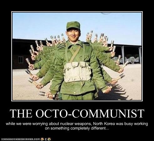 THE OCTO-COMMUNIST
