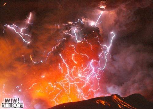 Scary Volcano WIN