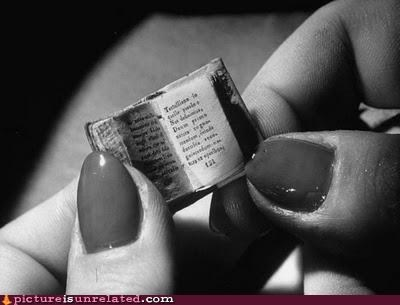 Tiny Books for Tiny Minds