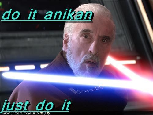 do it anikan   just do it
