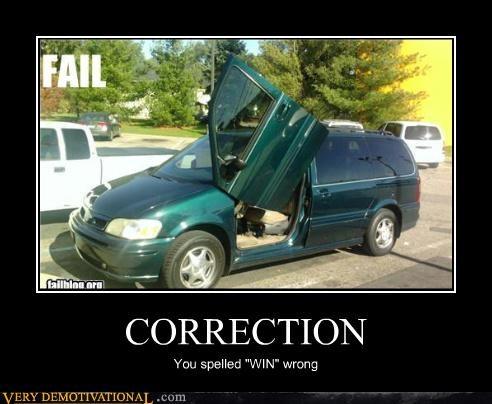 door,van,correction,win