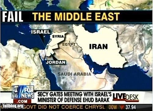 CLASSIC: Fox News Egypt FAIL