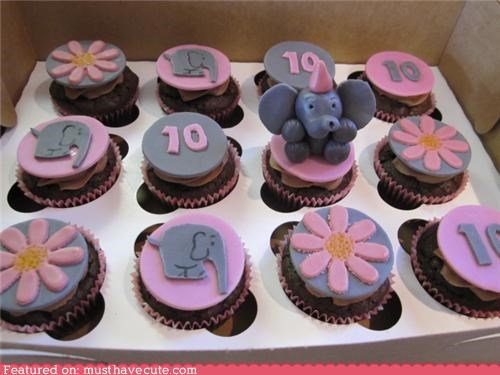 Epicute: Unforgettable Birthday Cupcakes