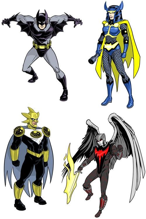 Batman(s) Of The Day