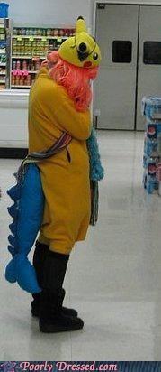 cosplay,costume,pikachu,Pokémon