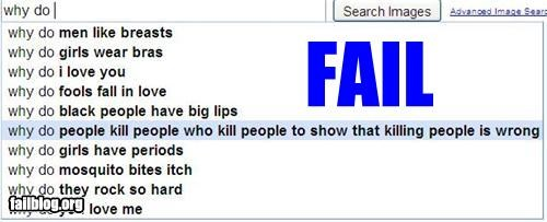 Autocomplete Me,capital punishment,failboat,google,murder,search,violence,Why do