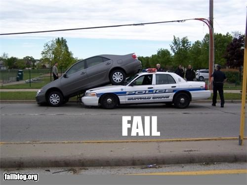 Speeding Ticket FAIL