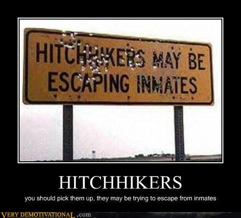 HITCHIKERS