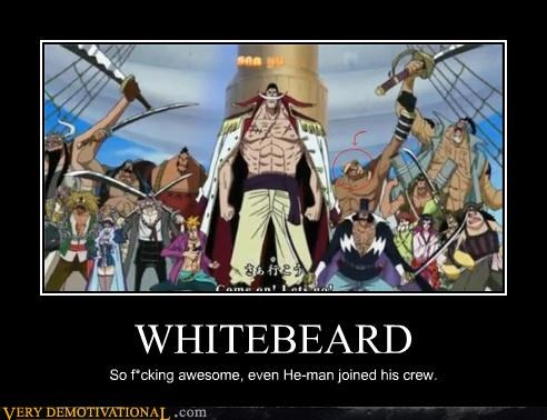 anime,he man,whitebeard