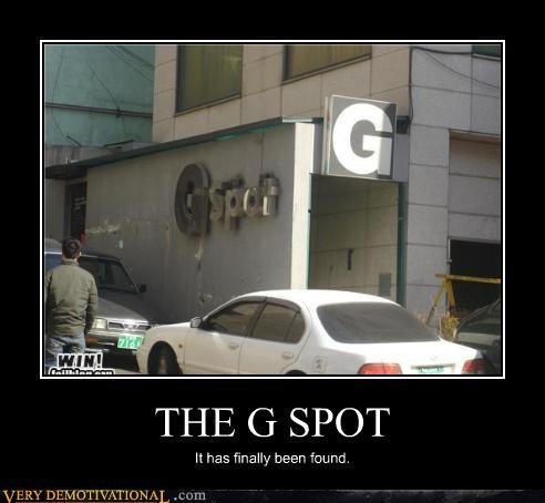 found,g spot,building
