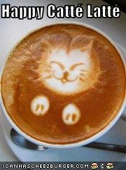 Happy Catté Latté