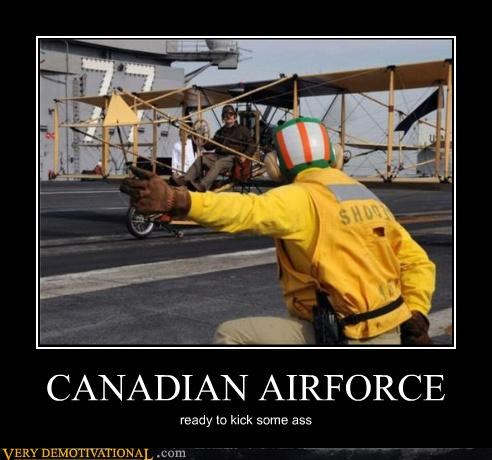 CANADIAN AIRFORCE