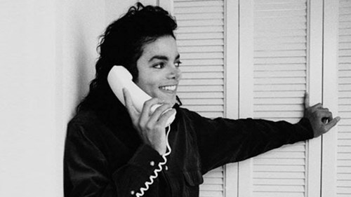 michael jackson,Russell Crowe,prank call,the guardian