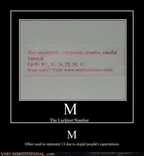 number,13,m,letter