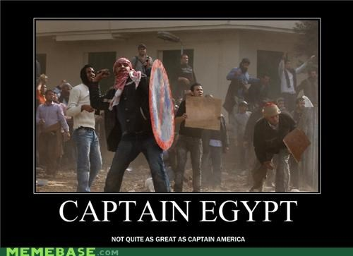 Captain Egypt