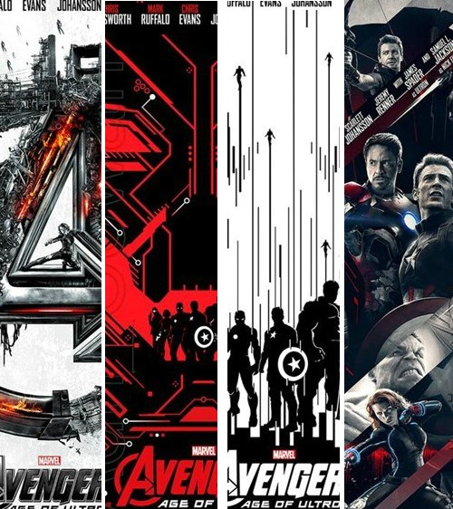 Marvel Wants You To Choose The Avengers Poster IMAX Viewers Will Get on Opening Night