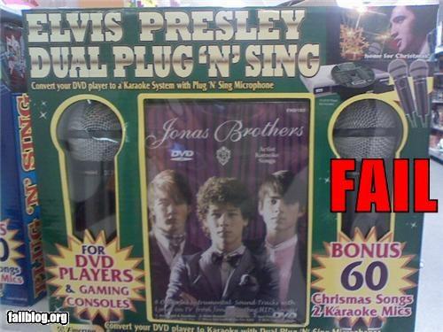 Elvis Fail!