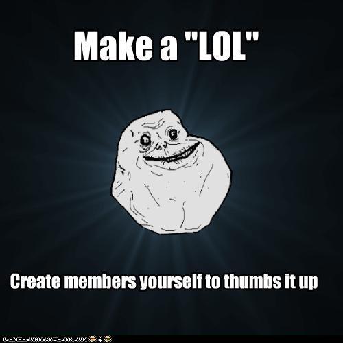 Make a ''LOL''