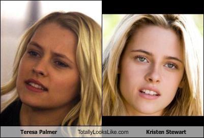 Teresa Palmer Totally Looks Like Kristen Stewart