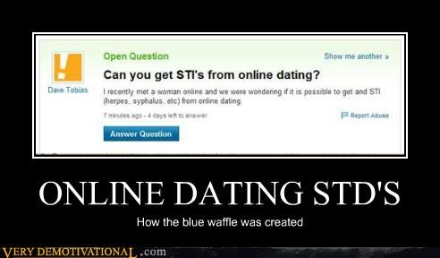 ONLINE DATING STD'S