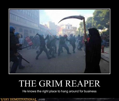 Death,grim reaper,riot