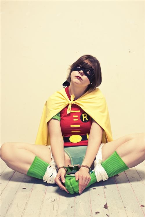 Cosplay-mate Of The Day: Robin