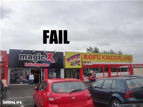 adult toys,business,failboat,kids,poor planning,pr0n,shops,zoning