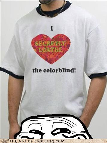 I'm Colorblind and Why Is This Funny?