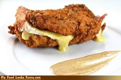 Double Down,fast food,kfc,sandwich