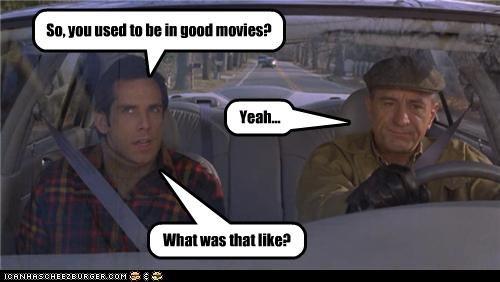 """Ben Stiller: Unfamiliar With Anything """"Good"""""""