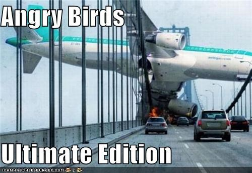 Angry Birds  Ultimate Edition
