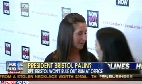 Coming Soon to a Ballot Near You: Bristol Palin?