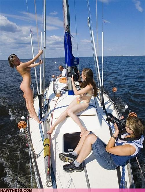 One More Reason to Want a Sail Boat...