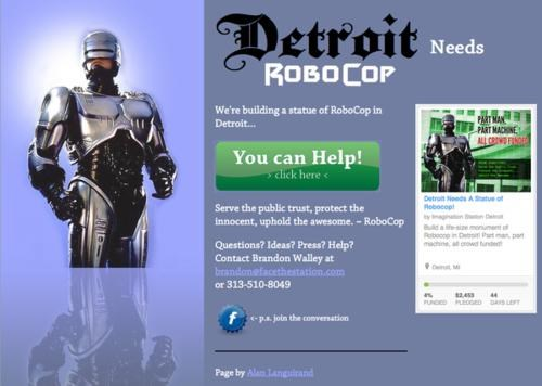 buy this for a dollar,robocop,Worthwhile Cause