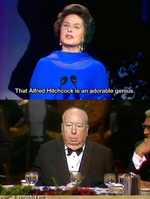 Alfred Hitchcock: Adorable Genius