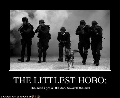 THE LITTLEST HOBO: