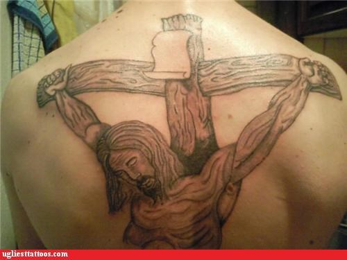 Is Jesus Made of Beef Jerky?
