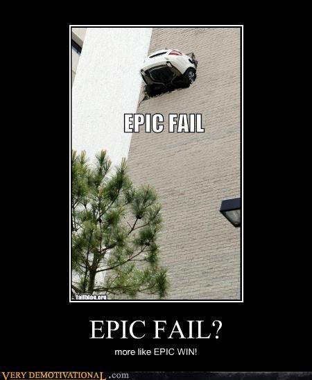 FAIL,car,building,win