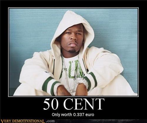 50 cent,euro,money,rapper