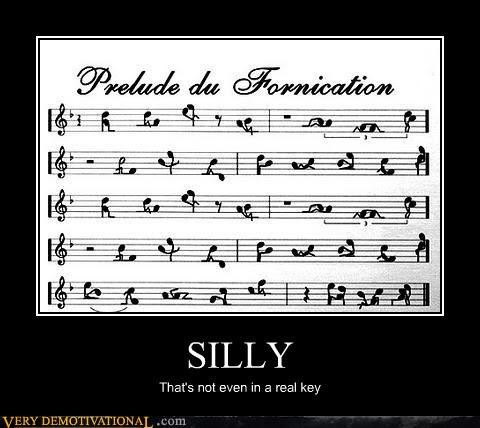 Music,notes,positions,sexy times
