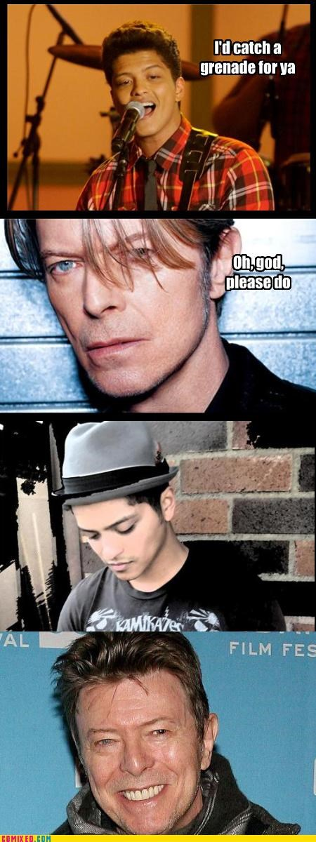 Do What Bowie Says