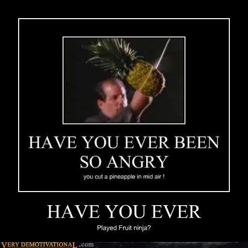 angry,fruit,ninja,pineapple,video game