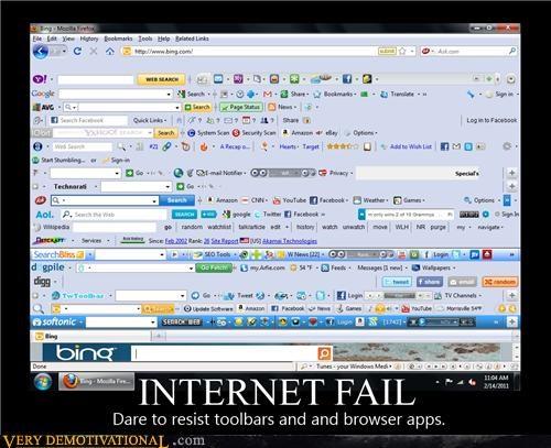 INTERNET FAIL